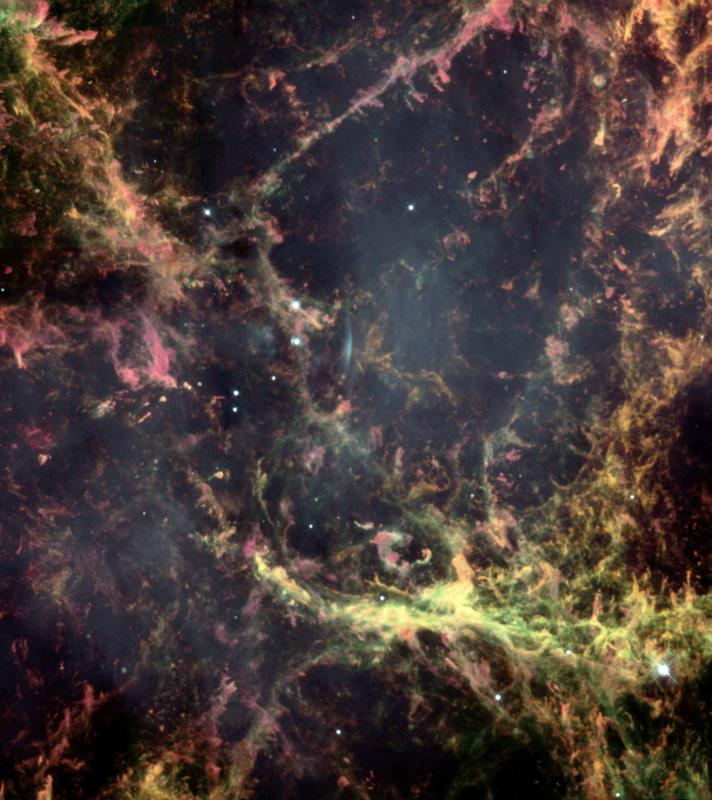 Messier 1: Crab Nebula | Messier Objects