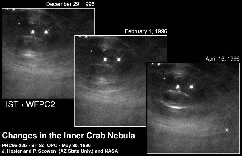 crab nebula centre,messier 1 pulsar