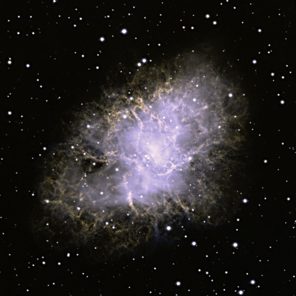 crab nebula visible - photo #8