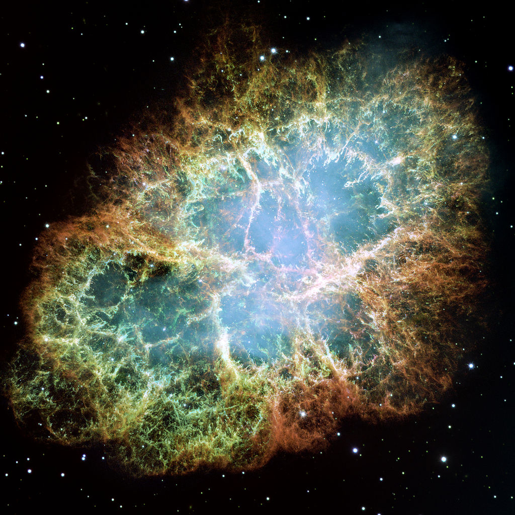 m1,crab nebula,supernova remnant