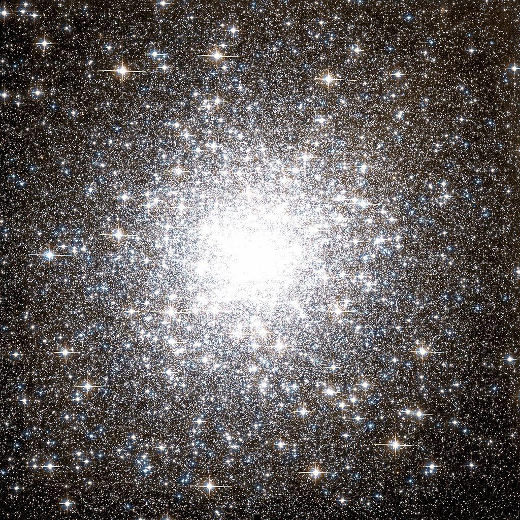 m2,globular cluster