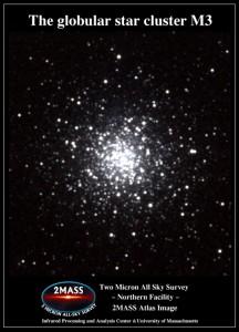 m3 globular star cluster