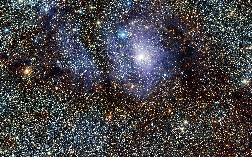 messier 8,lagoon nebula