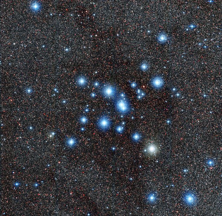 messier 7,ptolemy cluster,m7