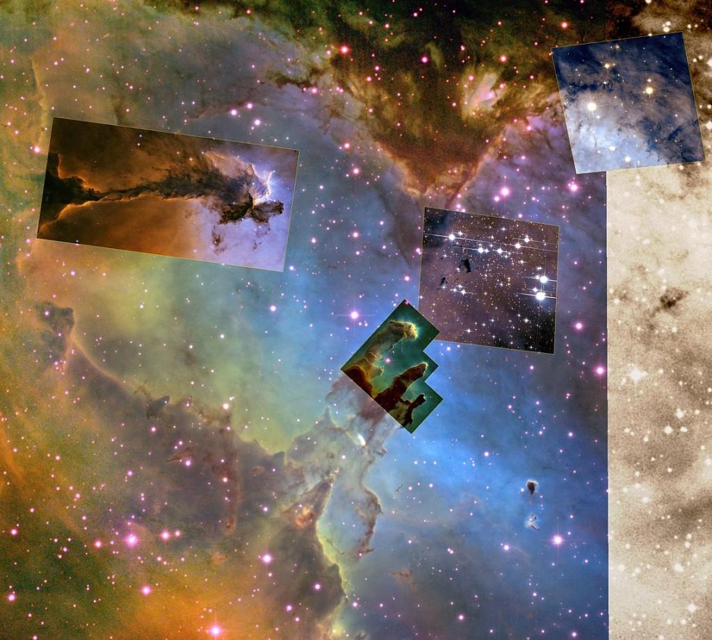m16,star queen nebula