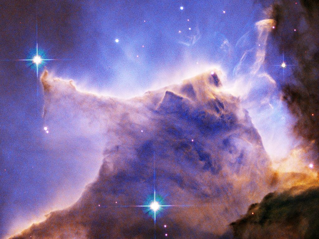 m16,emission nebula