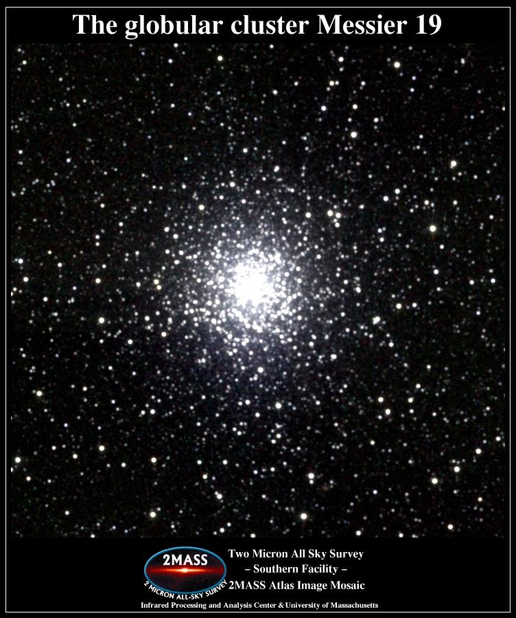 messier 19,globular cluster