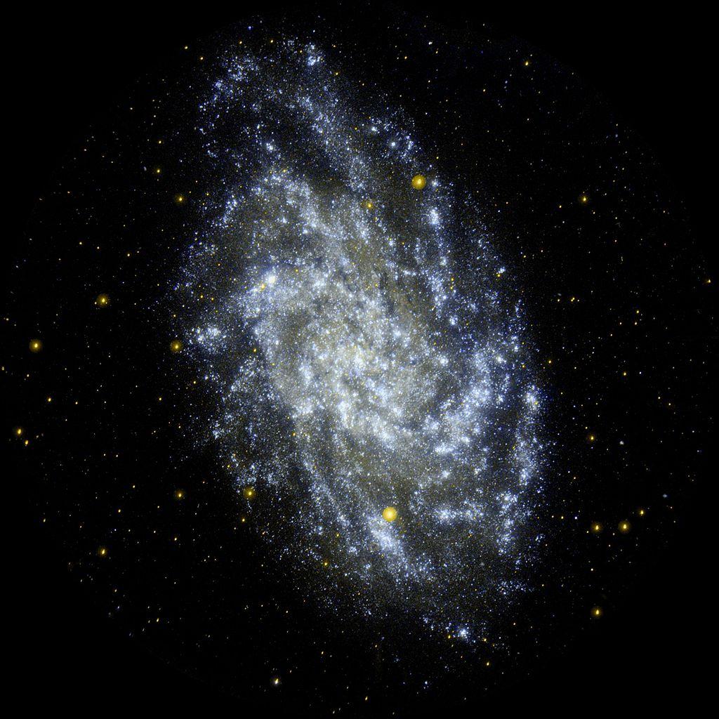 m33,triangulum galaxy