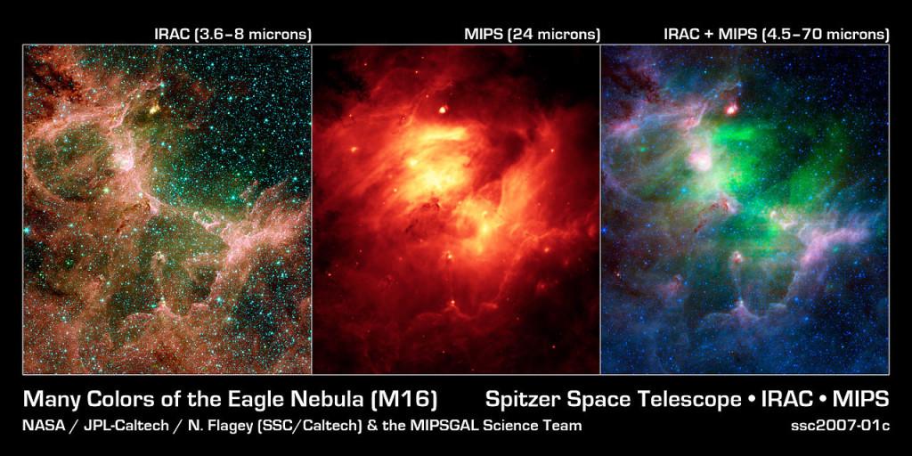eagle nebula,m16