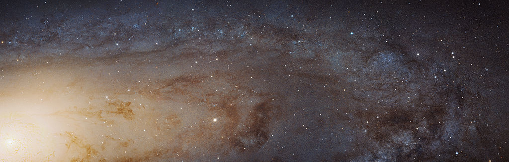 andromeda galaxy detail,m31 hubble