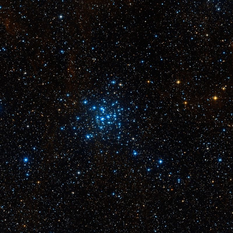 m36,pinwheel cluster