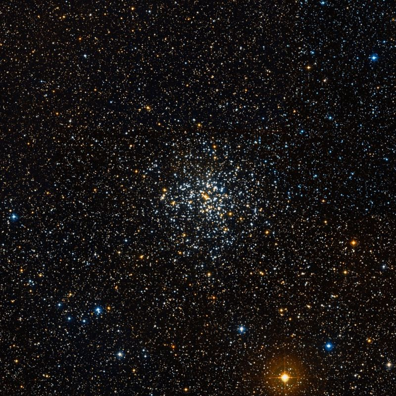 m37,open cluster,star cluster