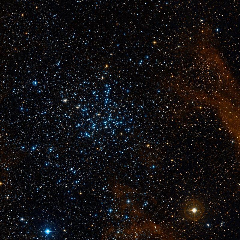 m38,starfish cluster