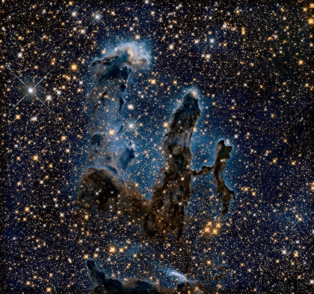 pillars of creation new image