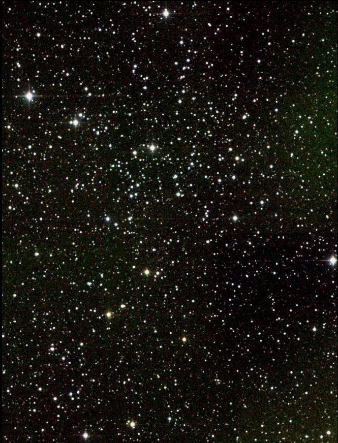 messier 38,m38,open cluster,star cluster