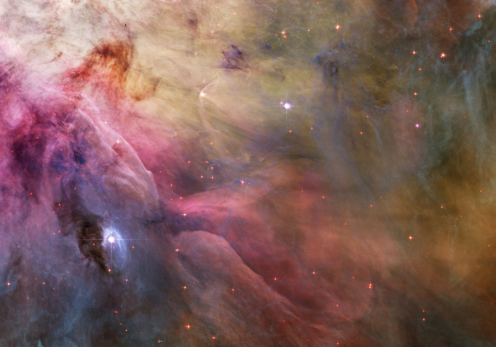 ll orionis,variable star,orion nebula