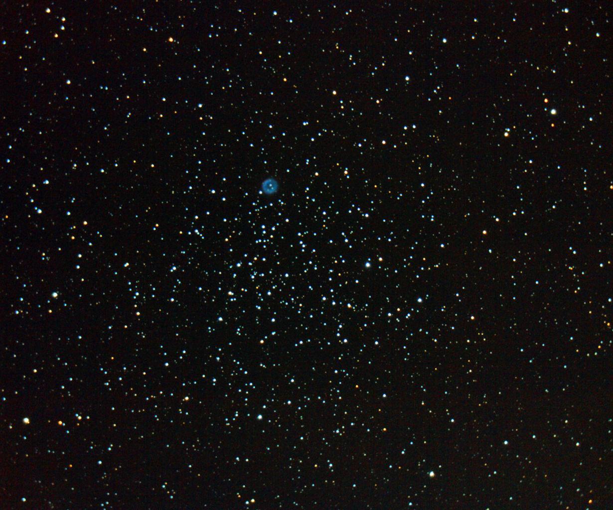 messier 46,planetary nebula,ngc 2437