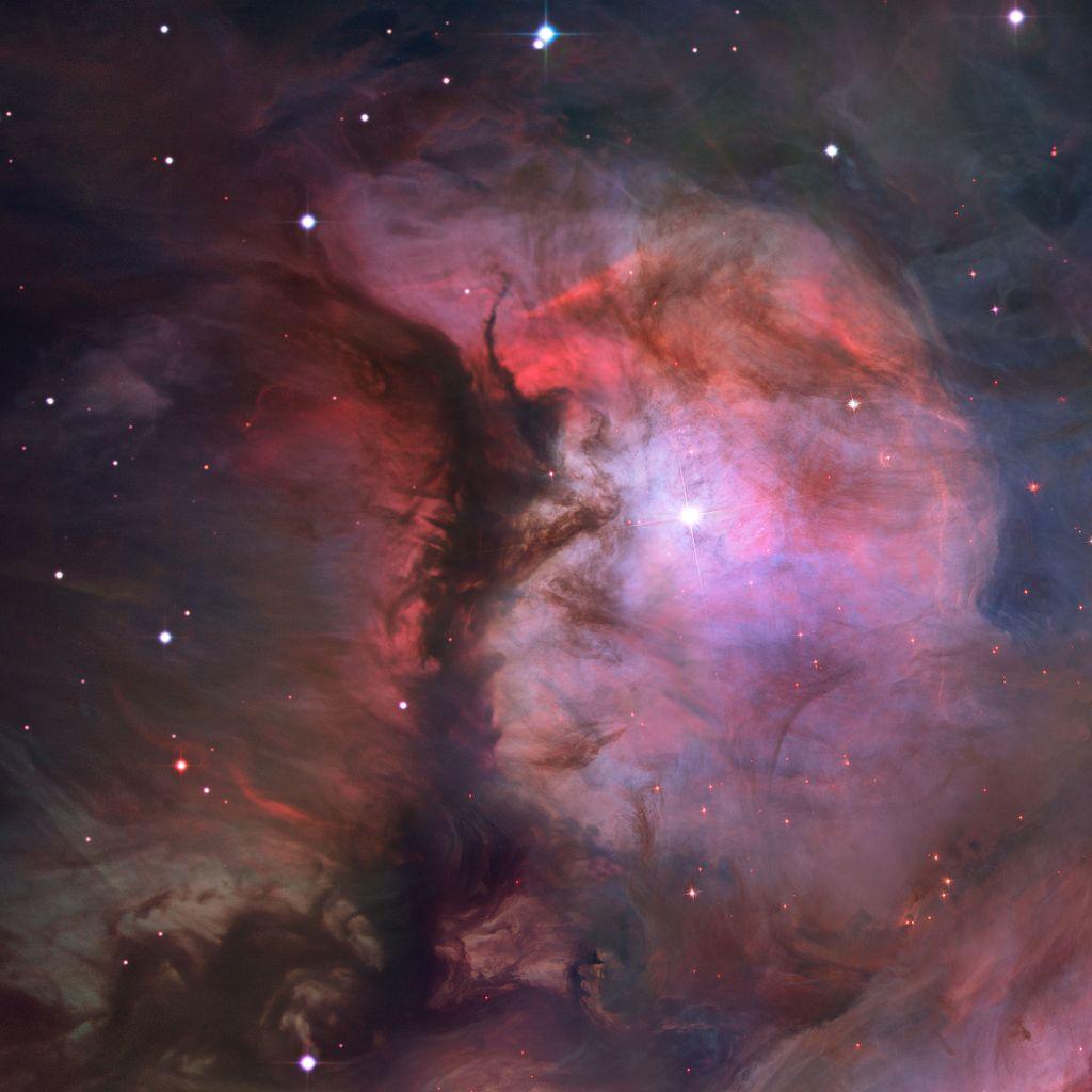 m43, de mairan's nebula