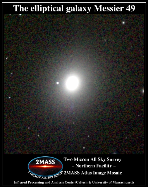 m49,elliptical galaxy,virgo cluster