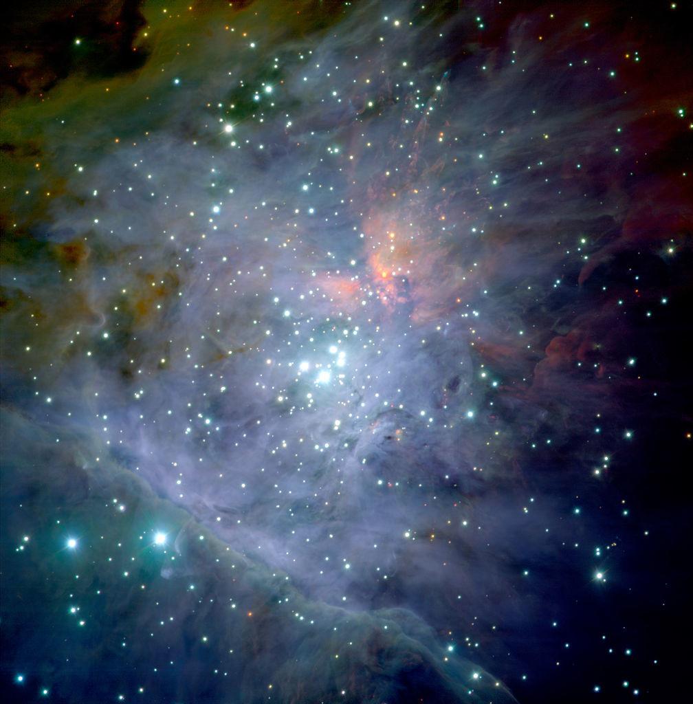 messier 42 centre,great orion nebula