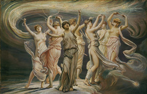 pleiades greek myth