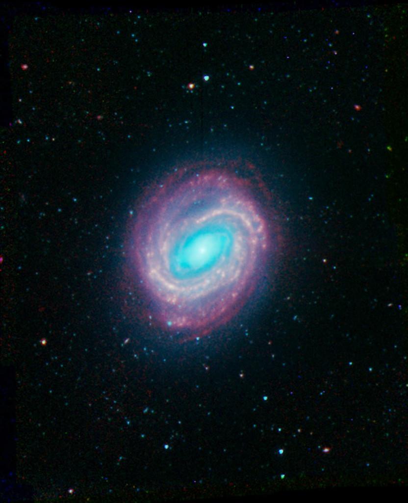 messier 58,barred spiral galaxy