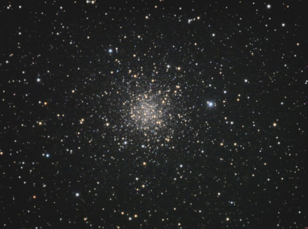 messier 56,m56,cluster in lyra