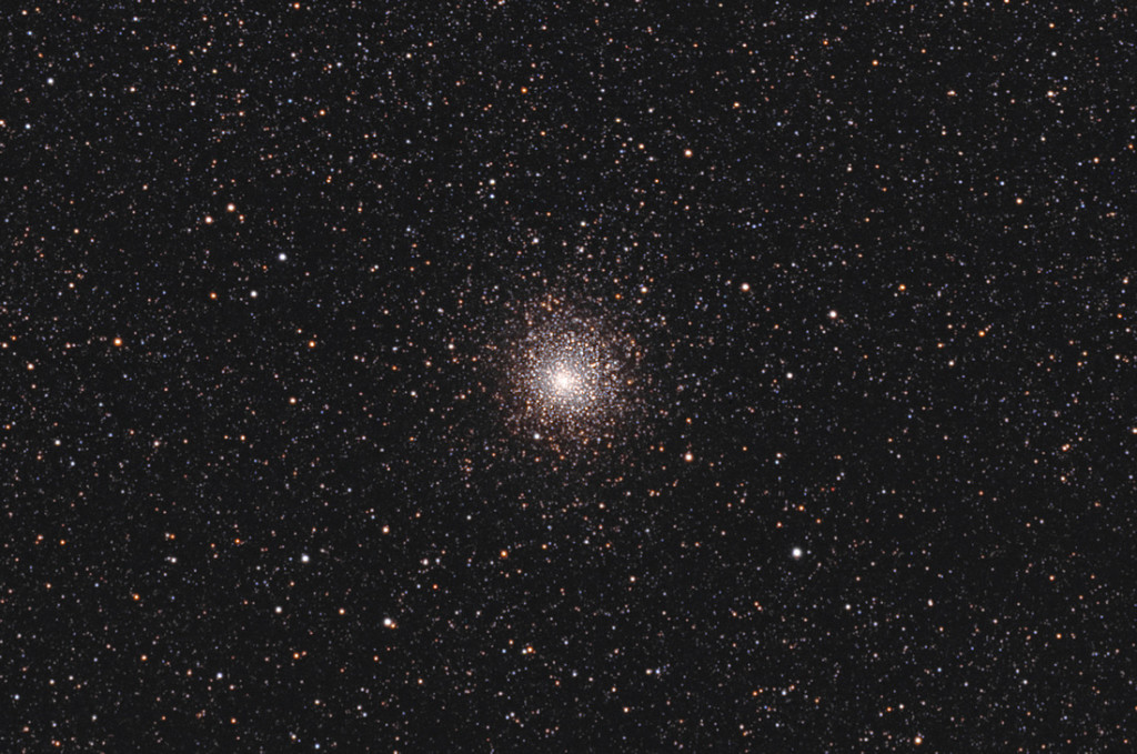 messier 62 globular cluster