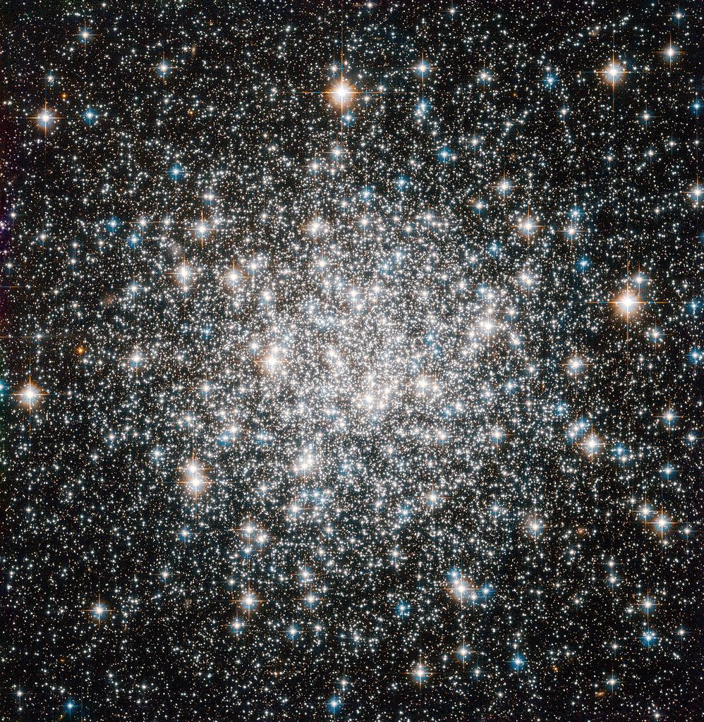 m68,globular cluster
