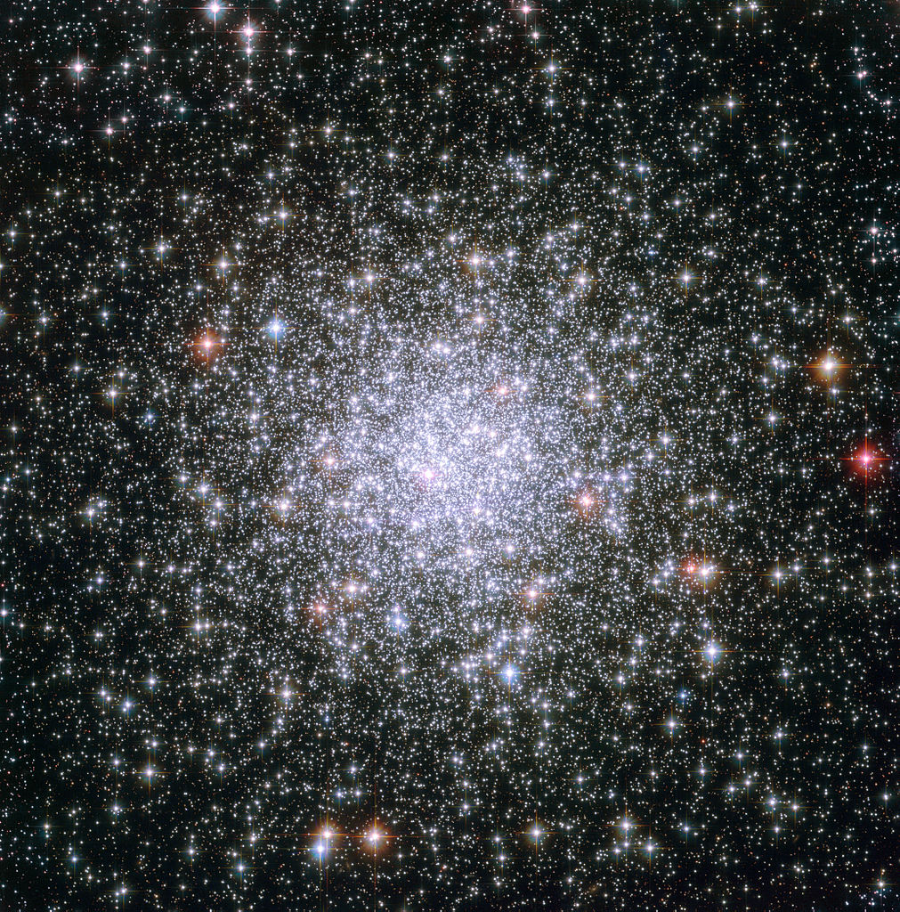 m69,globular cluster