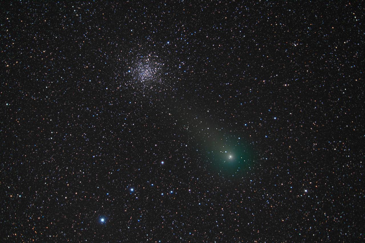 m71,comet garradd