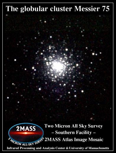 m75 globular cluster