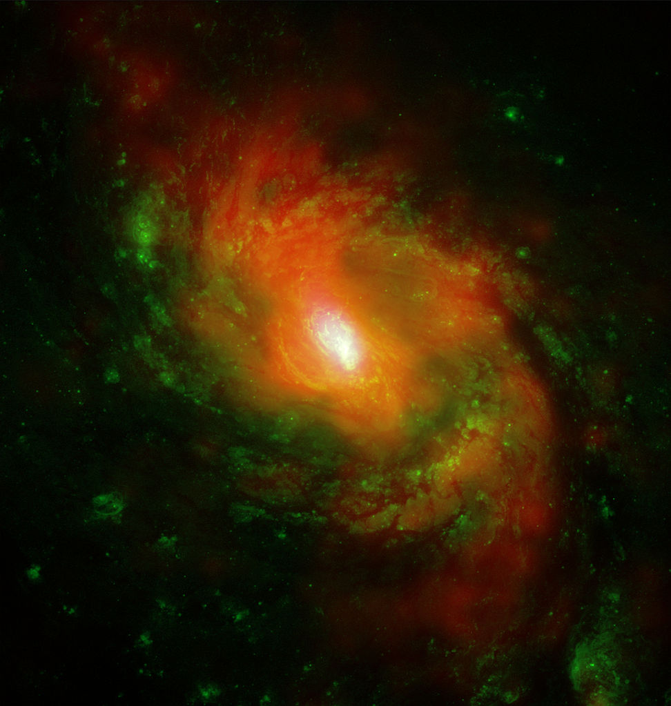 ngc 1068 composite,messier 77 x-ray