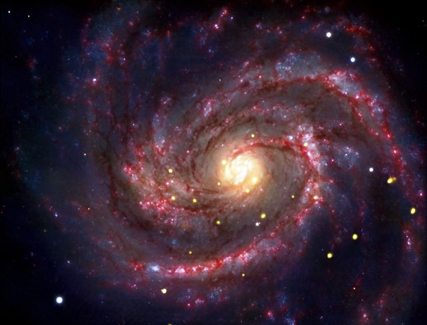 m100,SN 1979C,messier 100 supernova