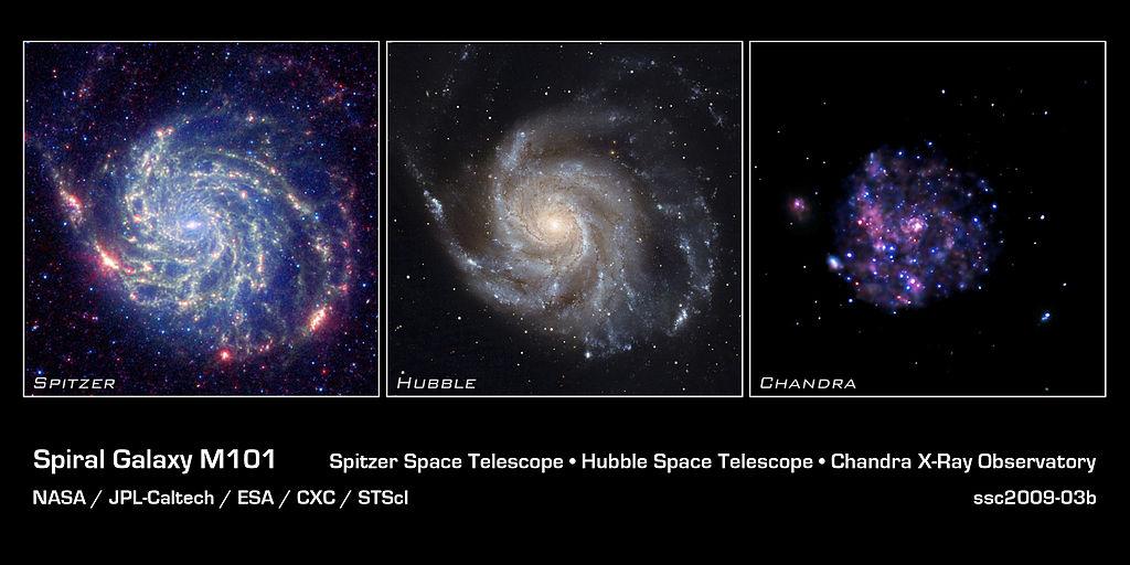 messier 101,pinwheel galaxy