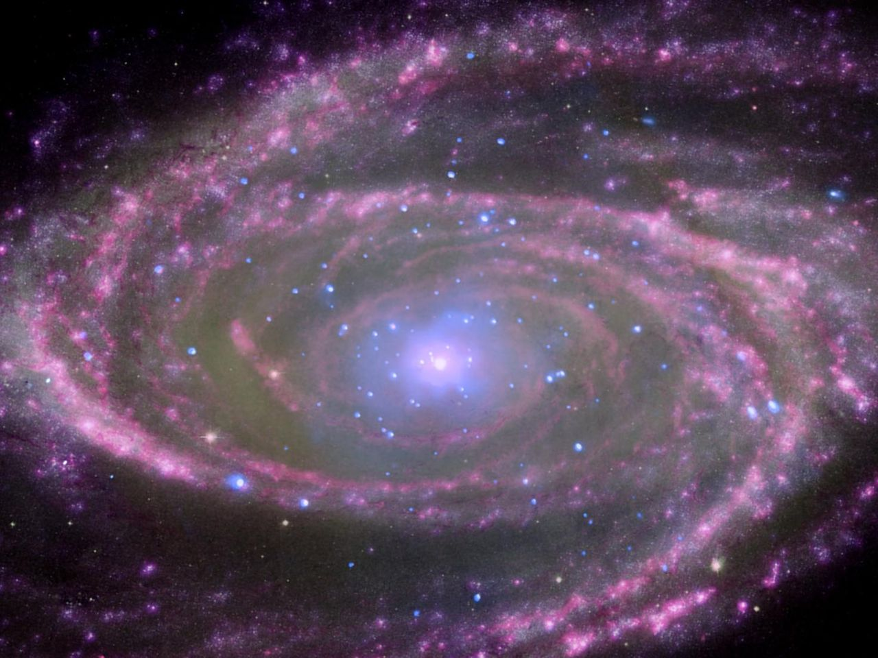 bode's galaxy black hole,supermassive black hole