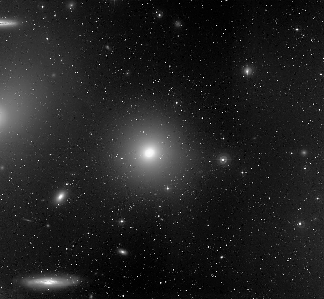 meseier 84,virgo cluster galaxies