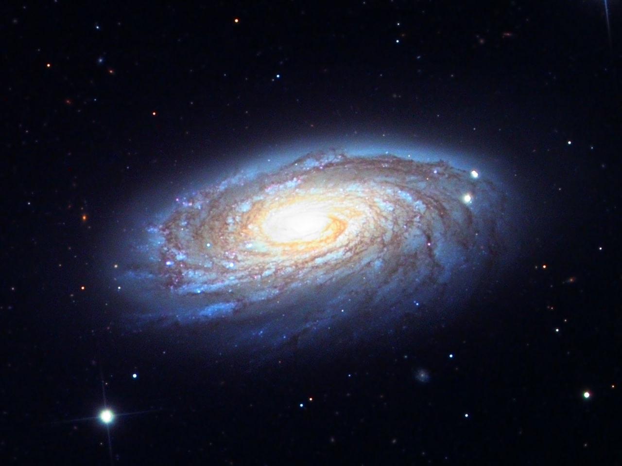 messier 88,spiral galaxy m88