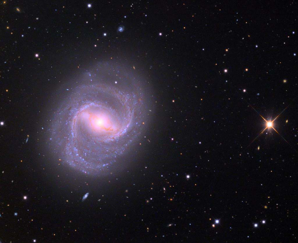 messier 91,spiral galaxy