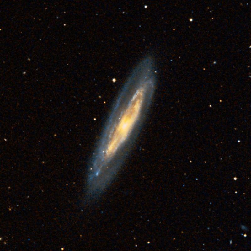 messier 98,spiral galaxy