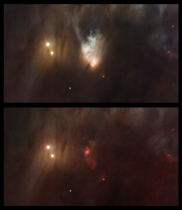 variable nebula