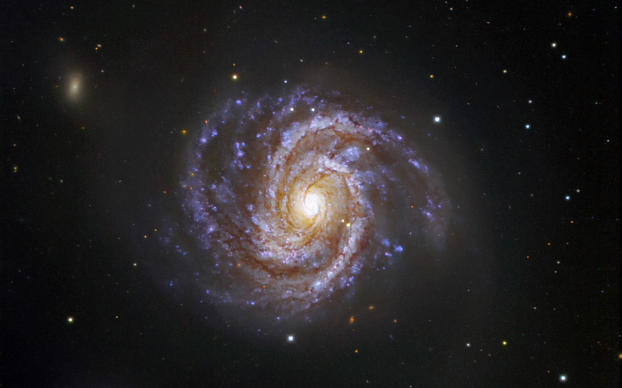messier 100 supernova,sn 2006X