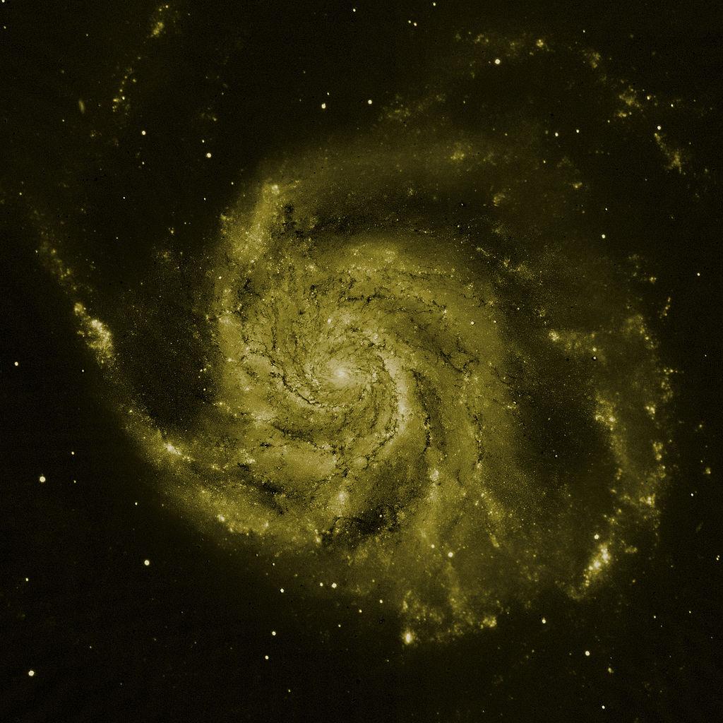 pinwheel galaxy hubble