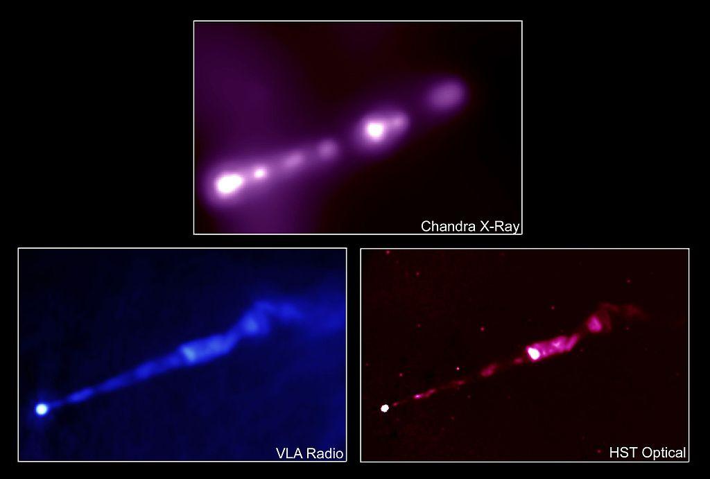 m87 relativistic jet