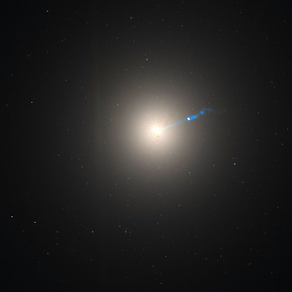 virgo a,m87,ngc 4486,smoking gun