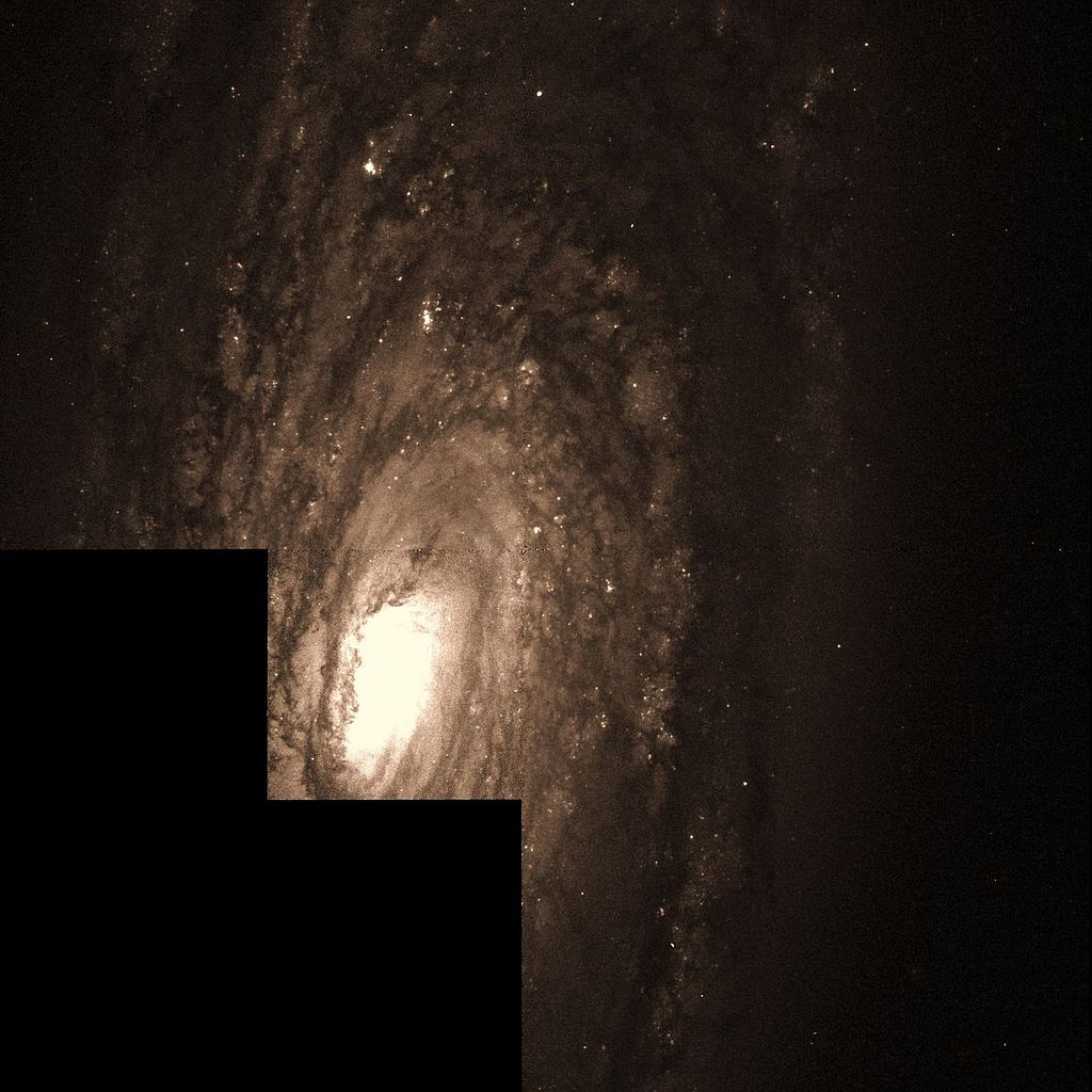 m88 galaxy,messier 88 hubble