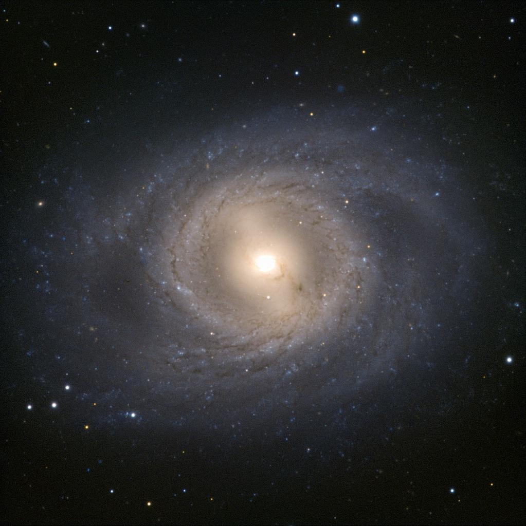 m95,m95 galaxy
