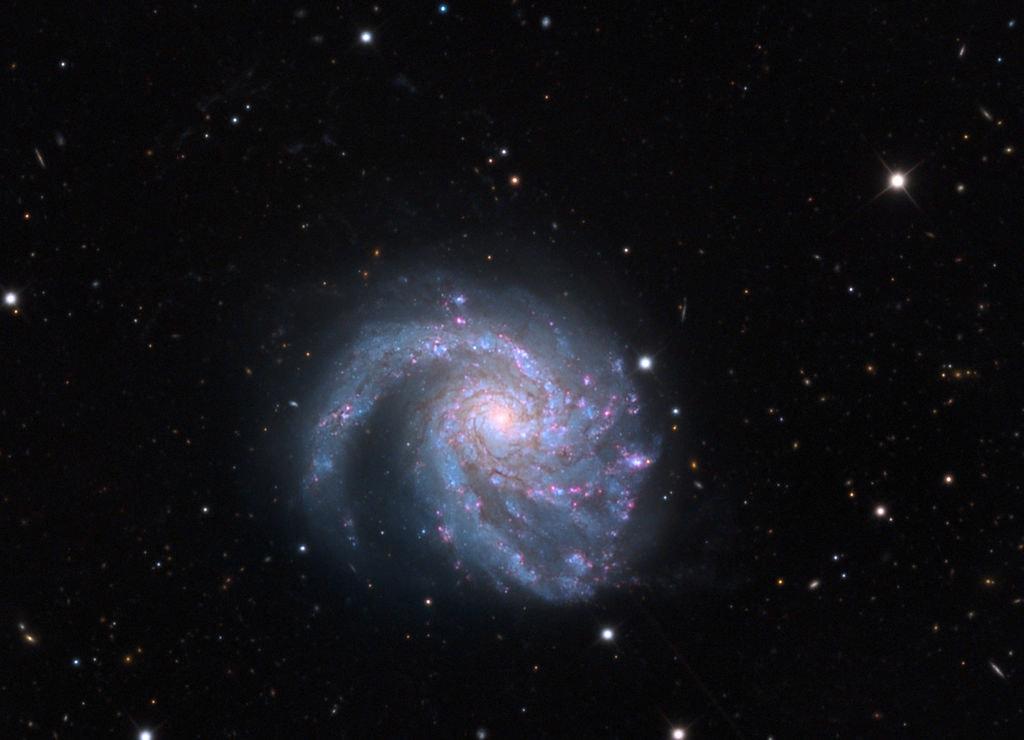 m99,m99 galaxy,virgo cluster pinwheel,coma pinwheel,ngc 4254