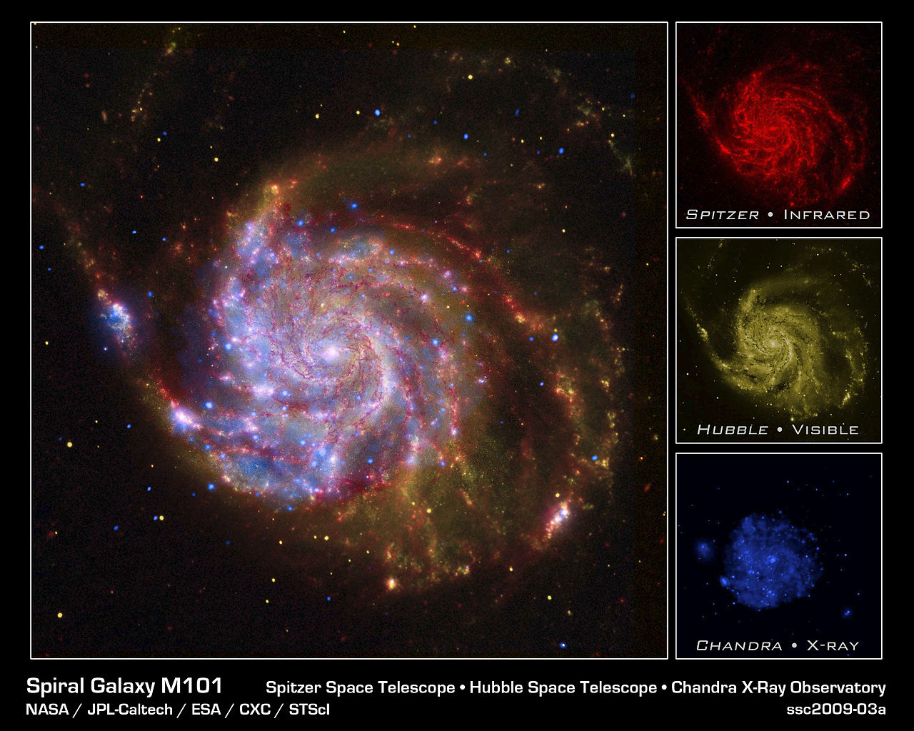 messier 101,m101,m101 galaxy