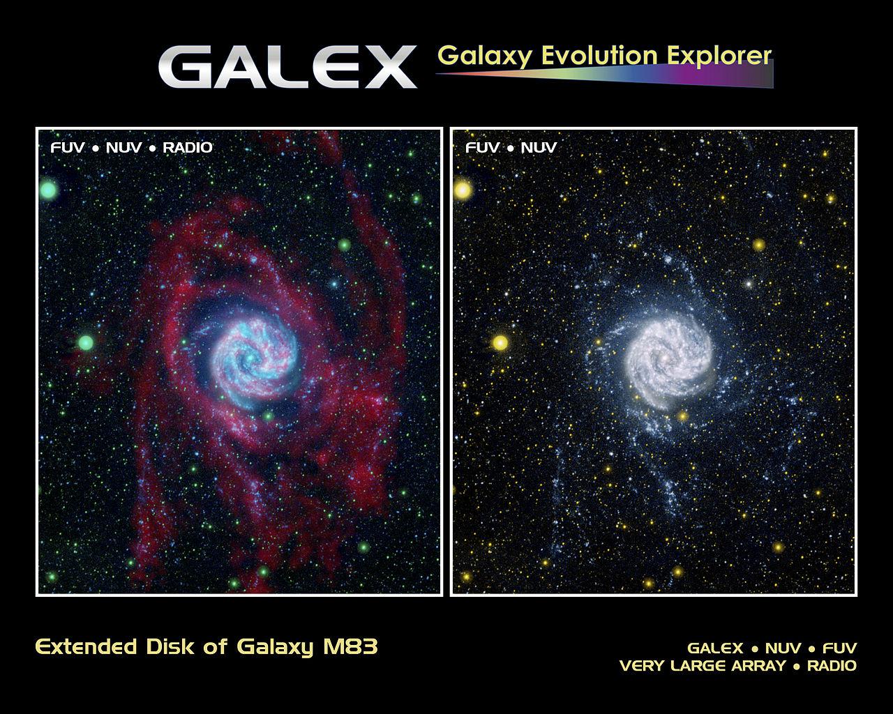 southern pinwheel galaxy,messier 83